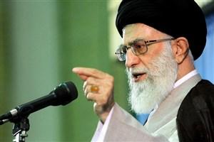 «برجام را پاره کنند، آنرا آتش میزنیم» مهمترین جمله رهبر انقلاب