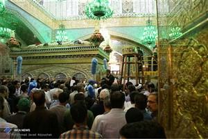 متولیان حج تمتع ۹۸ به زیارت امام رضا(ع)مشرف شدند