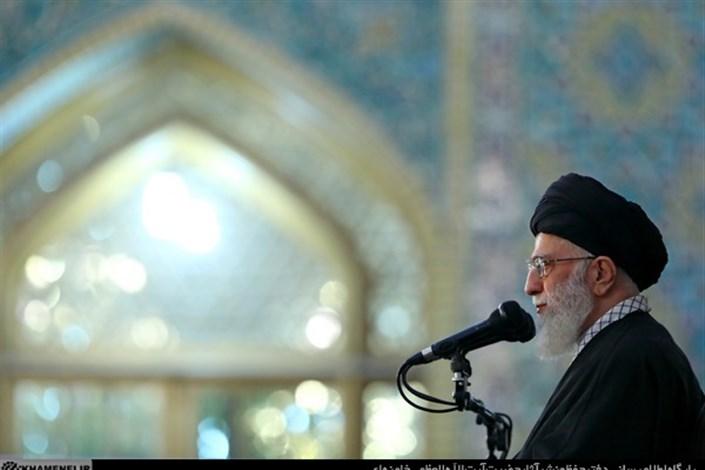 رهبر معظم انقلاب:انتخابات مایه آبروی ملت ایران است