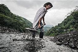 سرزمین سبز: معدن زمرد در کلمبیا