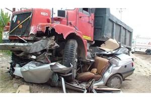 استان فارس بیشترین آمار فوتی تصادفات جاده ای / مرگ 1282 نفر بر اثر تصادف در 10 ماه اول سال  95