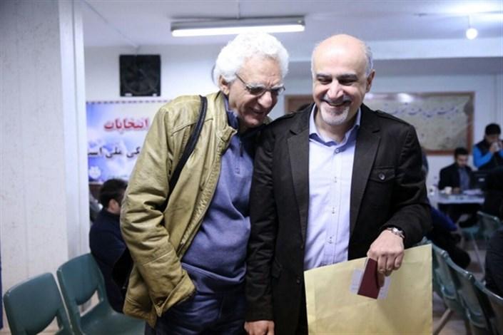 علت حضور قائممقامی و پوراحمد در فرمانداری تهران چه بود؟