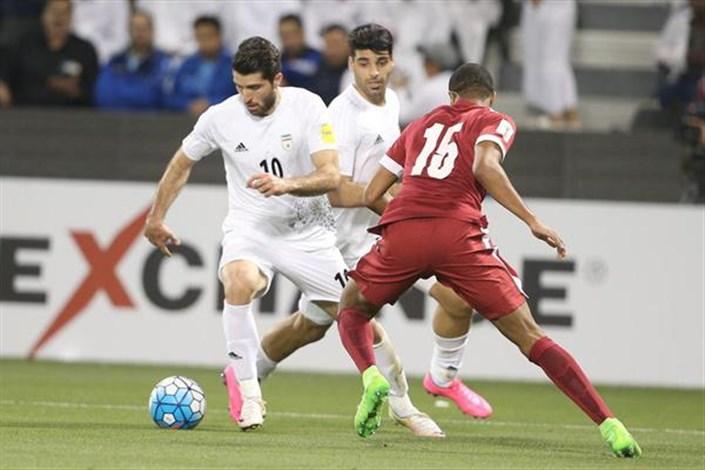 واکنش رسانه های قطری به شکست مقابل ایران