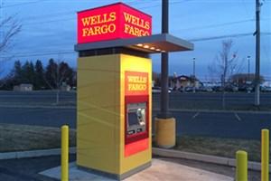 بانک ولز فارگو برداشت از دستگاه خودپرداز بدون نیاز به کارت را فعال کرد