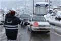 مسافران ازمسیر تهران-فیروزکوه با زنجیر چرخ تردد کنند/احتمال وقوع کولاک شدید در جاده هراز