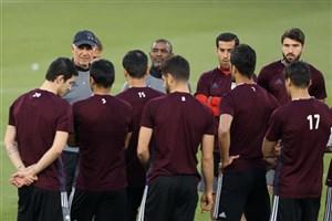 تمرینات تیم ملی به تعویق افتاد