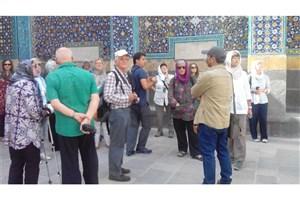 بازدید از موزه ها و مجموعه های تاریخی استان افزایش 11 در صدی داشته است
