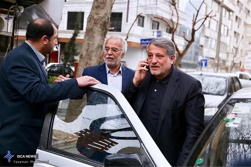 ششمین روز ثبت نام انتخابات پنجمین دوره شورای شهر-١