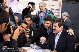 ششمین روز ثبت نام انتخابات پنجمین دوره شورای شهر - ٢