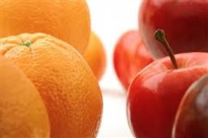 ۵۰هزارتن سیب و پرتقال برای تنظیم بازار میوه نوروز ۹۶ توزیع شد