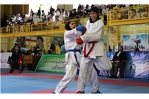 حضور کاراته کاران بانوان دانشگاه آزاد اسلامی در ترکیب تیم ملی کاراته