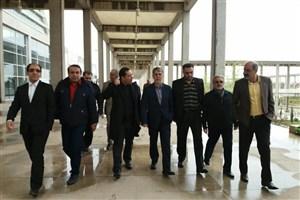 جزئیات بازدید معاون فرهنگی وزیر ارشاد از شهر آفتاب