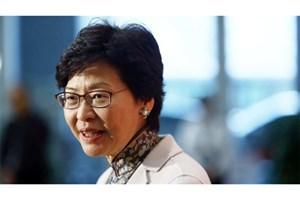 برای نخستین بار یک زن رئیس اجرایی هنگ کنگ شد