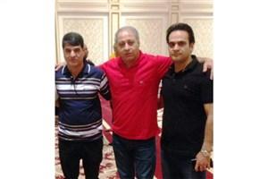حضور سه داور المپیکی کشتی ایران در کلینیک آموزشی اتحادیه جهانی