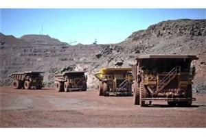 ارزش صادرات تولیدات معدن و صنایع معدنی به 5.4 میلیارد دلار رسید