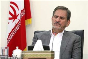 جهانگیری:اقتصاد ایران در برابر تحریم های آمریکا مقاوم است/عکس العمل مناسب نشان می دهیم