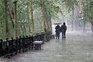 حجم بارشهای کشور به 183 میلیمتر رسید