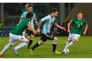 مقدماتی جام جهانی فوتبال؛ آرژانتین در ارتفاعات «لاپاز»/برزیل میزبان پاراگوئه
