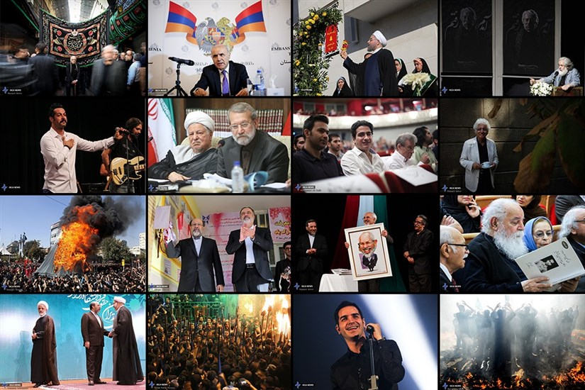 تصاویر منتخب مهر ماه 1395