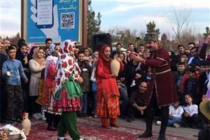آغاز به کار چهارمین جشنواره تئاتر خیابانی ارس