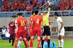 ترکیب تیم چین مشخص شد