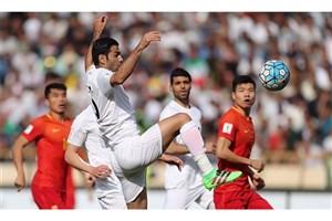 سایت AFC: ایران یک گام دیگر به سمت جام جهانی برداشت