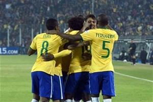 برتری برزیل و مکزیک و شکست آرژانتین