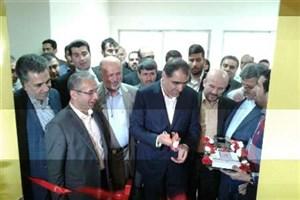 افتتاح بخش سی تی اسکن بیمارستان شهید بهشتی بندرانزلی  با حضور وزیر بهداشت