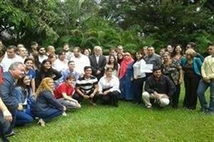 دیدار سفیر ایران در کاراکاس با گروهی از دانشجویان دانشگاههای ونزوئلا