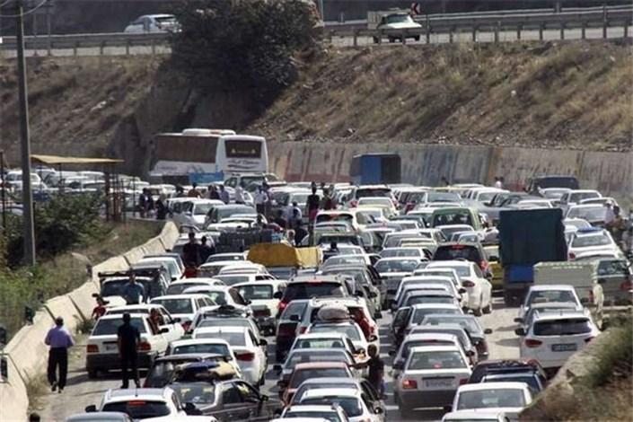 وضعیت جوی و ترافیکی در صبح روز پایانی تعطیلات نوروز ۹۶