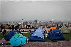 روز طبیعت در تهران -٢