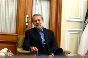 دیدار نوروزی لاریجانی با وزیر تعاون، کار و رفاه اجتماعی و معاونان وی