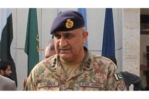 سفر رئیس ستاد ارتش پاکستان به مشهد