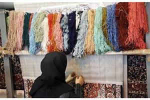 38 هزار خانواده بافنده فرش در کشور وجود دارد /ایجاد 96 هزار فرصت شغلی در سال95