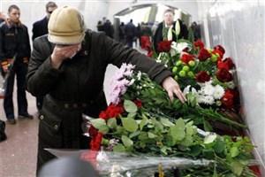 بازداشت 6 نفر در ارتباط با انفجار سن پترزبورگ