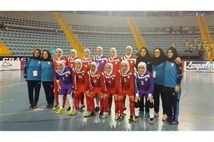 ملی پوشان دانشگاه آزاد اسلامی  به اردوی تیم ملی فوتسال بانوان دعوت شدند