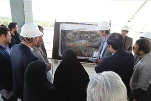 فاز اول پروژه مهم پایانه شرق به زودی در منطقه 13به بهره بر داری می رسد