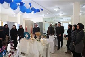 برگزاری مسابقه سفره هفت سین در دانشگاه محقق اردبیلی