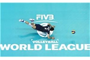 تعداد تیمهای لیگ جهانی والیبال افزایش پیدا میکند