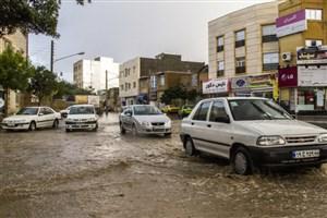 ۶۵ خانوار در مازندران براثر بارندگی شدید آسیب دیدند