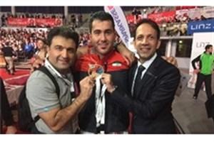 گنجزاده: هروی بهترین نتایج تاریخ کاراته ایران را کسب کرده است