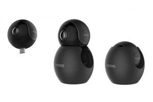 زد تی ای از دوربین NeoAir VR پرده برداری کرد؛ رابط USB-C و قیمت صد دلاری