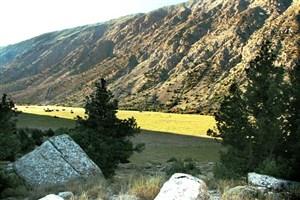 رشتهکوه کپهداغ در خراسان شمالی مستعد به ثبت رسیدن در فهرست آثار بینالمللی