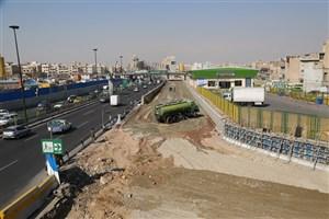 کندرو بزرگراه نواب به زودی راه اندازی می شود/ کاهش ترافیک ، تسهیل دسترسی به بخش مرکزی شهر تهران