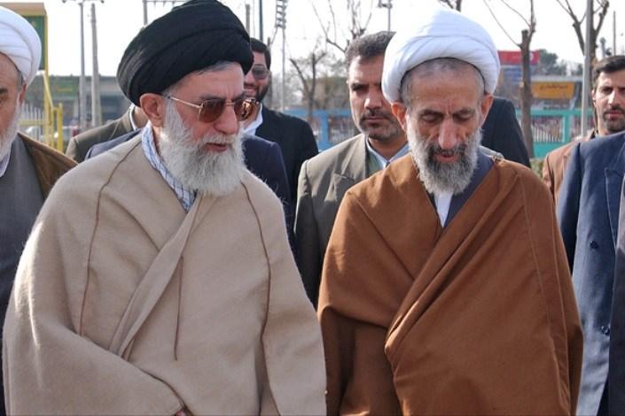 رهبر انقلاب درگذشت حجتالاسلام والمسلمین باریکبین را تسلیت گفتند