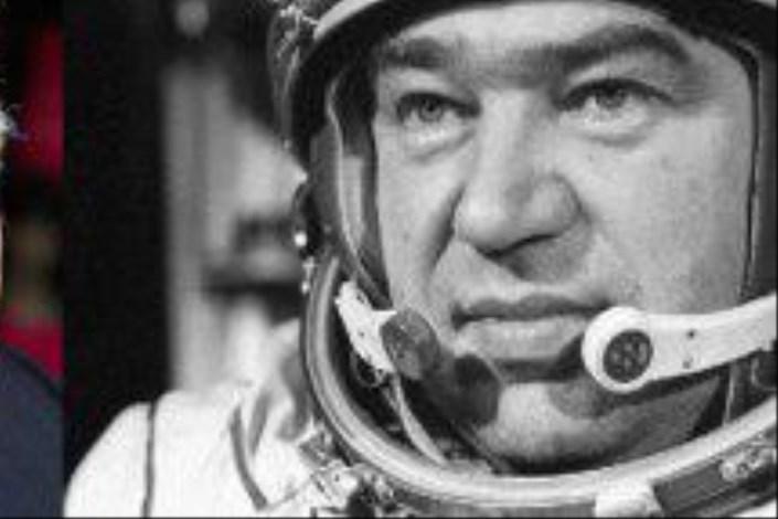 فضانورد روس