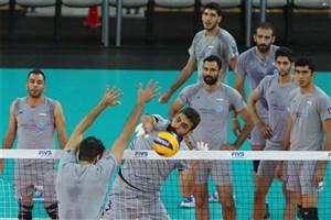 اولین تمرین تیم ملی والیبال ایران با سرمربی جدید