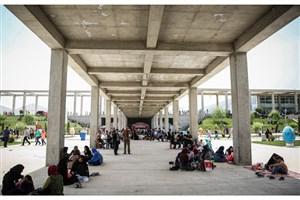 افزایش فضای رفاهی نمایشگاه شهر آ فتاب