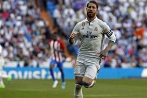احتمال دوری ۲ تا ۳ هفتهای راموس از ترکیب رئال مادرید