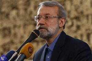 لاریجانی: روز قدس، روز تجلی اراده ملت های اسلامی علیه رژیم صهیونیستی